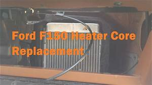 Ford F150 Heater Core Replacement