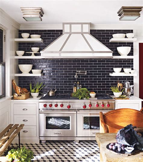 tiled kitchens gallery 30 successful exles of how to add subway tiles in your 2799