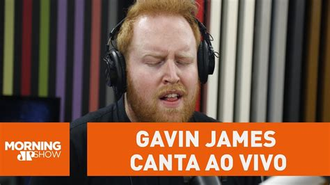 Quem Sabe Faz Ao Vivo! Gavin James Canta