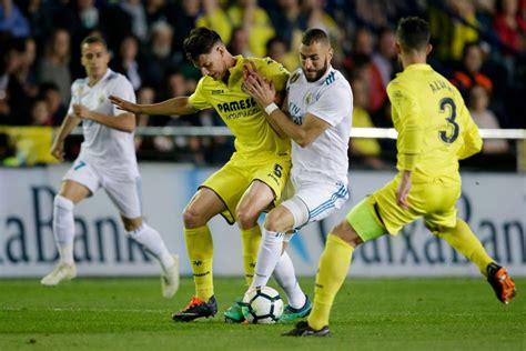 Villarreal vs Real Madrid: The champion loses again ...