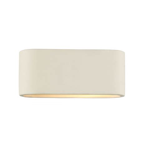 axt072 axton ceramic wall light small
