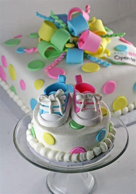open   gender reveal gift cake rose bakes