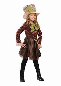 Girls Mad Haddie Costume