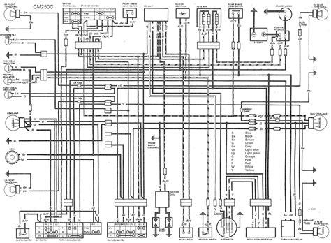 Honda Wiring Diagram Images