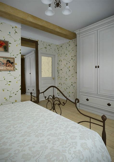 2 Provence Style Apartment Designs With Floor Plans by Apartment Interior Design In The Provence Style