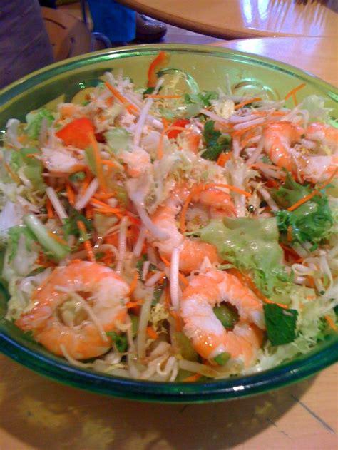 cuisine chinoise salade chinoise
