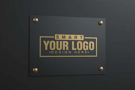 Use this bottle psd to showcase your branding designs. Download This Collection of Free Logo Mockup in PSD ...