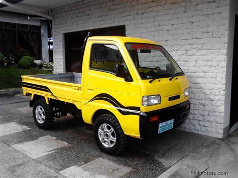 Suzuki Multicab by Used Suzuki Multicab Up Dropside Kargador 2018