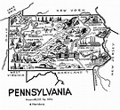 geography: pennsylvania   Pennsylvania history, History ...