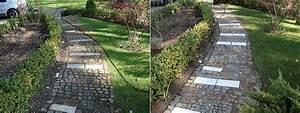 Pflastersteine Reinigen Hochdruckreiniger : pflastersteine reinigen auf gehwege terrassen auffahrten ~ Michelbontemps.com Haus und Dekorationen