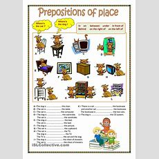 17 Best Images About Prepositions Gor On Pinterest  English, Places And Essay Writing