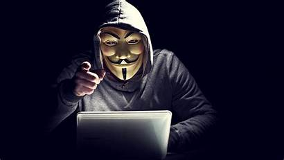 Hacker Mask Anonymus Finger Pointing Wallpapers 4k