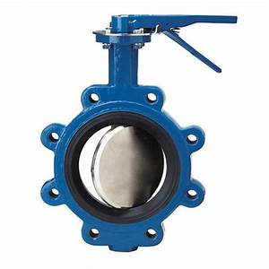 Manual Butterfly Valve  Rs 800   Piece  Steam Tech