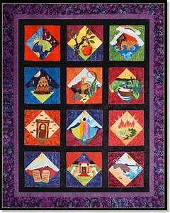 126 best images about bible quilts on pinterest With story quilt template