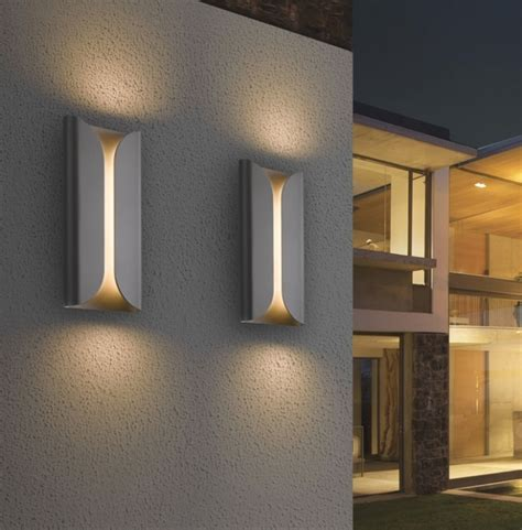 25 collection of modern and contemporary outdoor lighting sconces