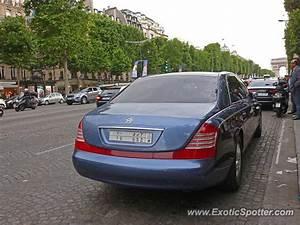 Mercedes Paris 17 : mercedes maybach spotted in paris france on 06 17 2014 ~ Medecine-chirurgie-esthetiques.com Avis de Voitures