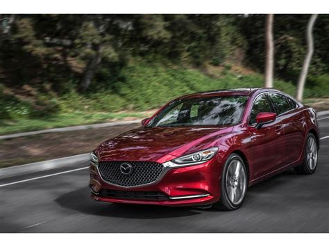 2019 Mazda Mazda6 Prices, Reviews, And Pictures
