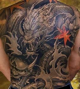 Drachen Tattoo Oberarm : geniale drachen tattoos tattoo spirit ~ Frokenaadalensverden.com Haus und Dekorationen