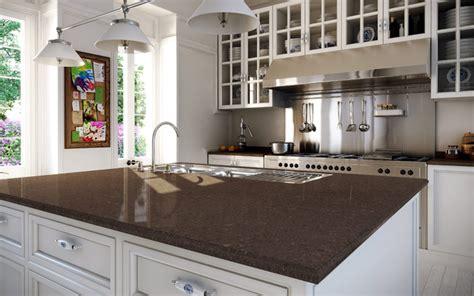 custom made kitchen island caesarstone quartz countertops vancouver kelowna paragon