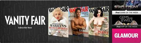 vanity fair subscription offer vanity fair and golf digest magazines to offer subscription plans