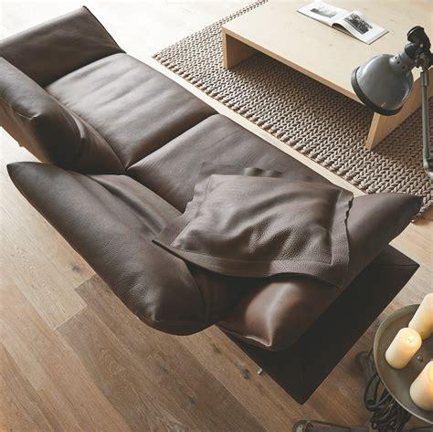 canapé ultra design sublime canapé design en cuir épais de taureau pm ultra