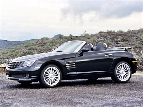 Chrysler Crossfire Srt 6 Roadster High Resolution Image 1