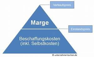 Marge Berechnen : marge erkl rungen beispiele ~ Themetempest.com Abrechnung