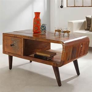 B Ware Möbel : couchtisch beistelltisch himalaya retro altholz unikat bunt wolf m bel b ware decor ideas ~ Watch28wear.com Haus und Dekorationen