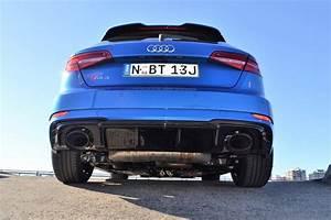 Audi Rs3 2018 Review  Sportback