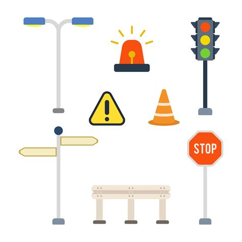 These can be used in website landing whatever might be the purposes it can be used everywhere. Flat Road Sign Vectors - Download Free Vectors, Clipart ...