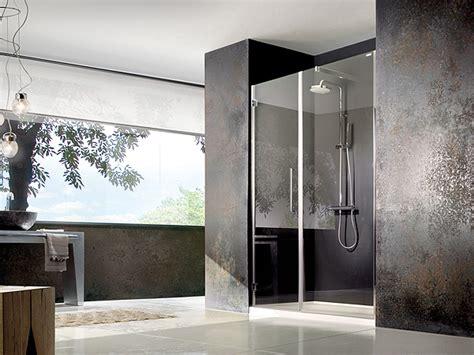 piatto doccia inox box doccia l innovazione dei profili in acciaio inox