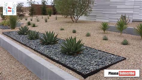 Desert Landscape Ideas For Front Yard
