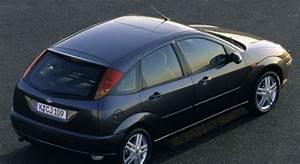 Ford Focus Hatchback 2001