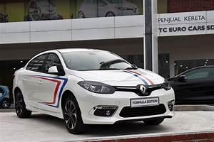 Fluence Renault : renault introduces fluence formula edition ~ Gottalentnigeria.com Avis de Voitures