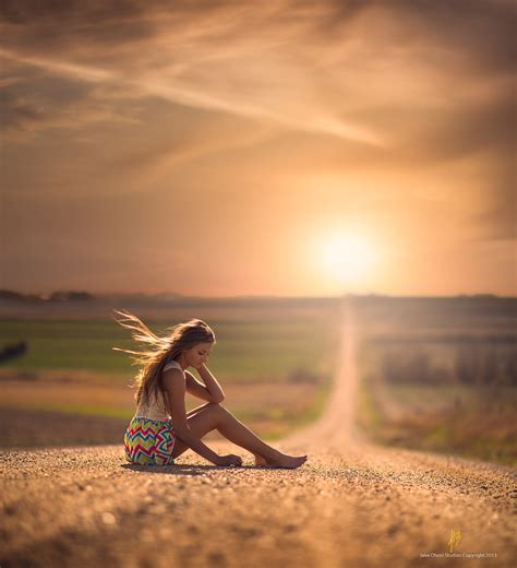 Relax Jake Olson Studios Photo