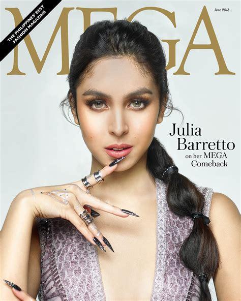 julia barretto gown mega cover girl julia barretto on why she believes timing