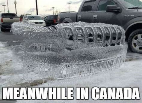 Canada Snow Meme - 37 of the best memes about canada on the internet