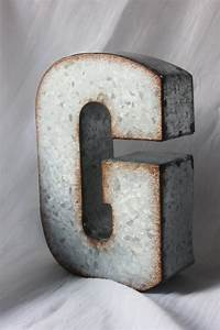 the 25 best ideas about large metal letters on pinterest With large metal letters for outside