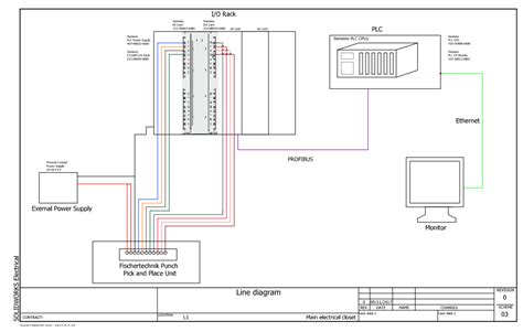 drawing a wiring diagram creating my first electrical drawing with solidworks electrical