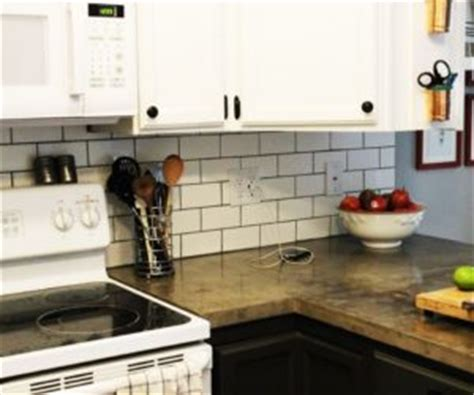 Kitchen Backsplash How To Install by How To Install Or Repair Drywall For A Kitchen Backsplash