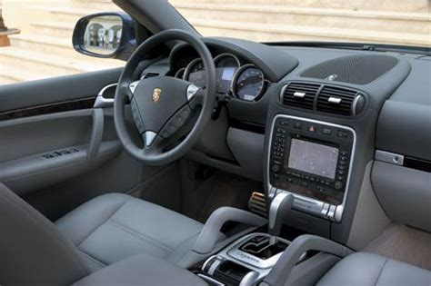 porsche cayenne road tests review motor trend