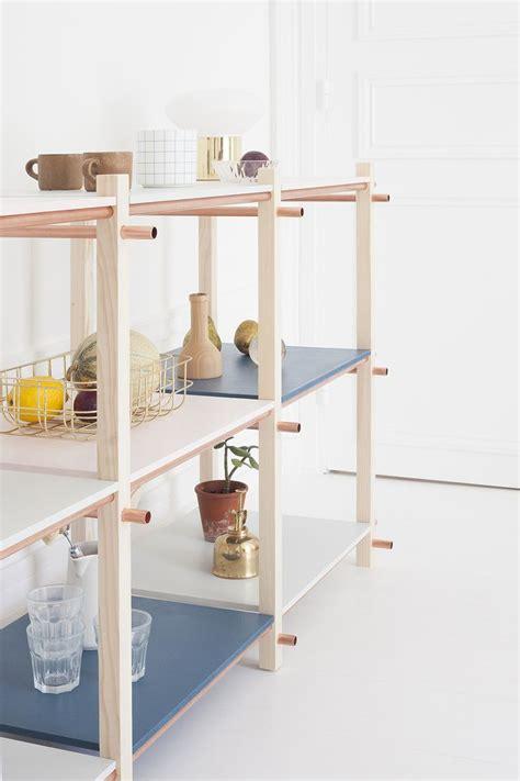 bureau modulable ikea 1000 ideas about shelving units on kallax
