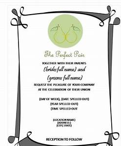 how to create wedding invitation in microsoft word 2007 With template for wedding invitations in microsoft word