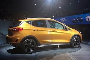 2017 Ford Fiesta Revealed  U2013 New Pictures