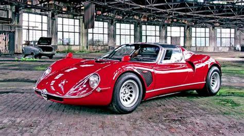 Alfa Romeo 33 Stradale by 1967 Alfa Romeo 33 Stradale Photos Informations Articles