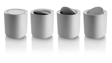 Bad Abfalleimer Design by Birillo Bin Bathroom White By Alessi