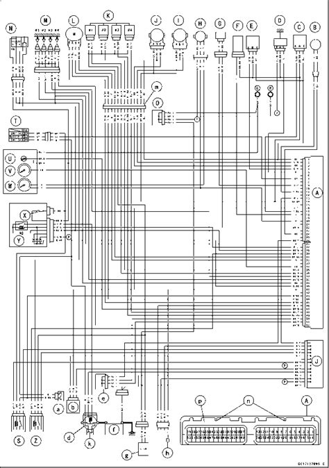 Harley Fuel Wiring Diagram by Fuel System Dfi Kawasaki Z1000 Kappa Motorbikes