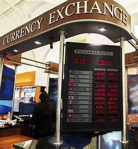 O Et Quand Changer Mes Euros En Dollars Amricains