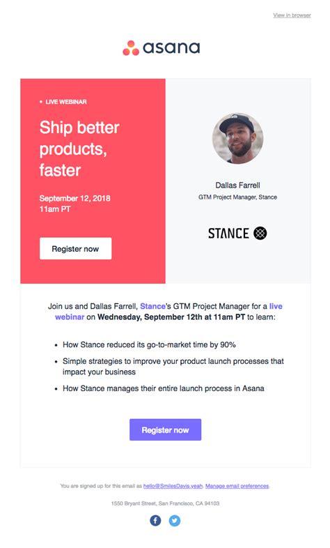 webinar emails      business  community