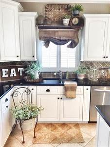 best 25 kitchen themes ideas on pinterest kitchen decor With kitchen cabinets lowes with burlap canvas wall art